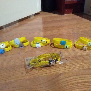 LOT of NEW Disney Tsum Tsum Bracelets-12